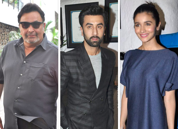 Rishi Kapoor does NOT deny Ranbir Kapoor's relationship with Alia Bhatt, wants him to marry soon