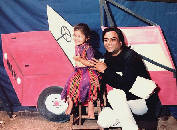 THROWBACK THURSDAY Soni Razdan and Pooja Bhatt shares the cutest picture of little Alia Bhatt with Paresh Rawal in Tamanna