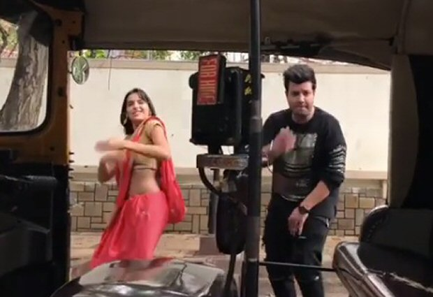 WATCH Nora Fatehi and Varun Sharma give a DESI TWIST to Drake's #InMyFeelings KIKI challenge