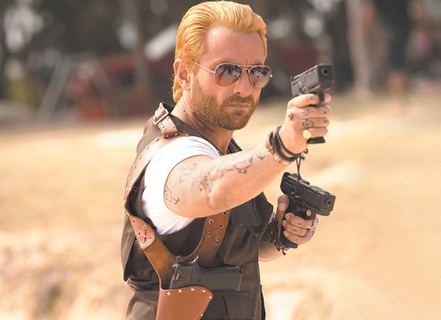 WOAH! Saif Ali Khan to return as the blond Russian zombie killer Boris in Go Goa Gone sequel