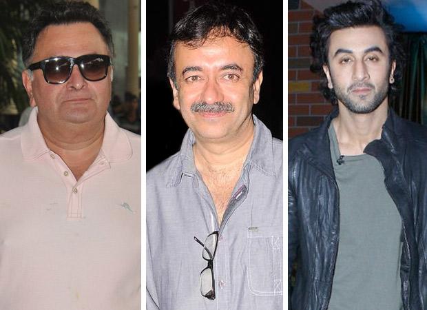 When Rishi Kapoor fell flat on the feet of Rajkumar Hirani's mother for Ranbir Kapoor's sake!