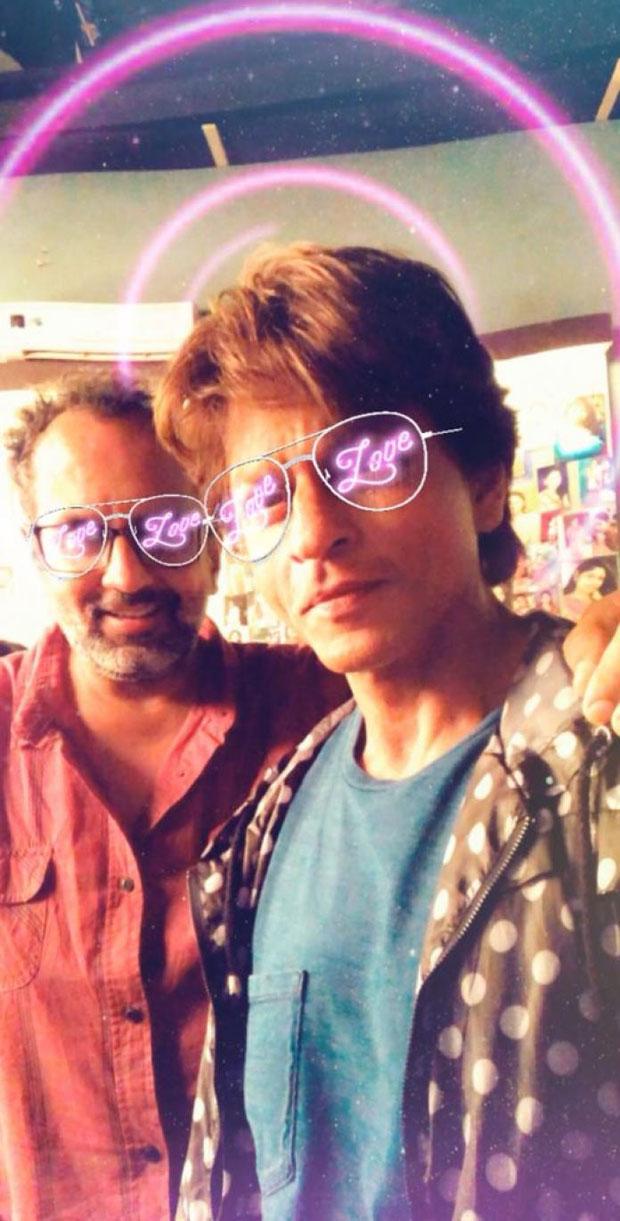 Zero: Shah Rukh Khan COPIES Salman Khan's Dabangg charm to woo Anand L Rai! (See picture)