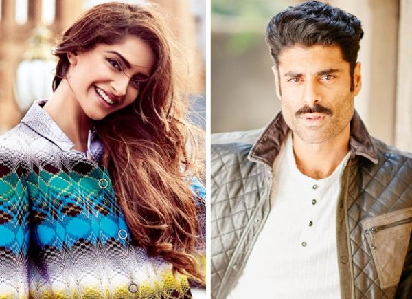 2 Years after ending engagement with Sonam Kapoor's cousin, Sikander Kher commences shoot for The Zoya Factor with her