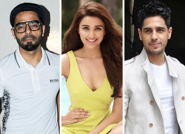 Jabariya Jodi: Aparshakti Khurana joins Parineeti Chopra and Sidharth Malhotra in this romantic comedy