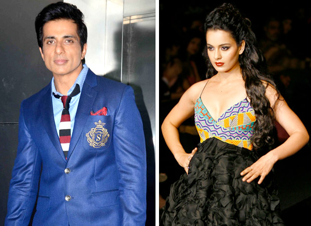 BREAKING: Sonu Sood has a massive face-off with Kangana Ranaut, walks out of Manikarnika