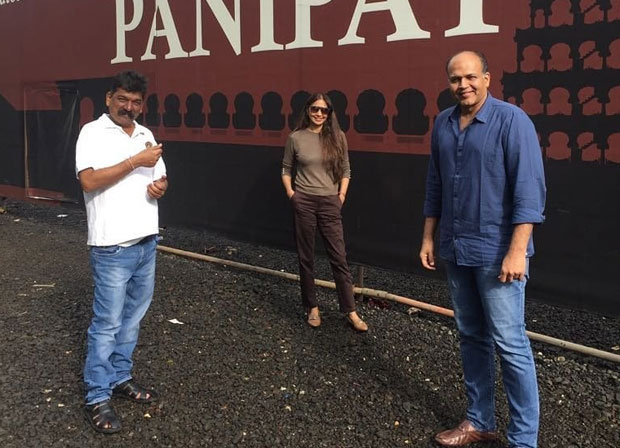 Panipat: Ashutosh Gowariker kicks off prep for the historical drama
