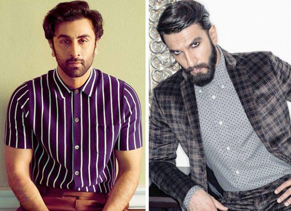 Ranbir Kapoor admits he wants to beat the earnings of Ranveer Singh's films