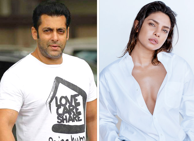 Salman Khan finally opens up about Priyanka Chopra WALKING OUT of Bharat and he doesn't seem happy about it