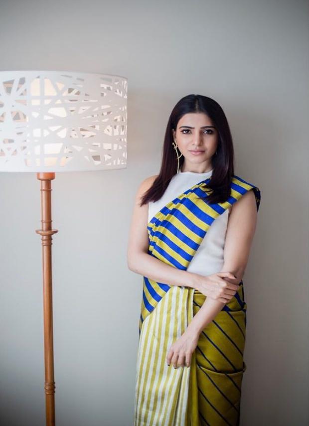 Samantha Ruth Prabhu in Payal Khandwala (1)