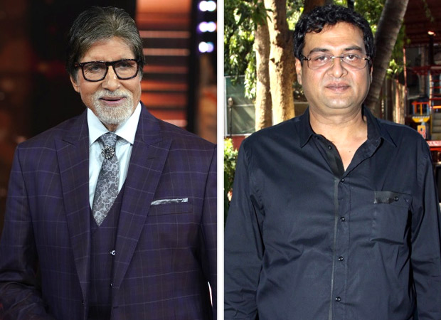 Amitabh Bachchan to team up with his God Tussi Great Ho maker Rumi Jaffery again