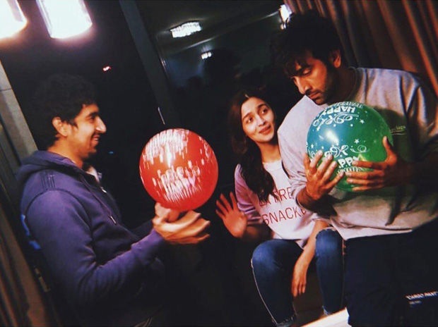 Check out: Alia Bhatt stares at Ranbir Kapoor like a LOVE LOST PUPPY in this pic from Brahmastra sets