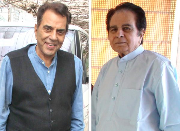 """I came to Bombay to chase my dream to be another Dilip Kumar"" - Dharmendra"