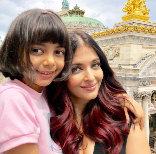 Here's the fondest memory of Aishwarya Rai Bachchan that she has with her daughter Aaradhya