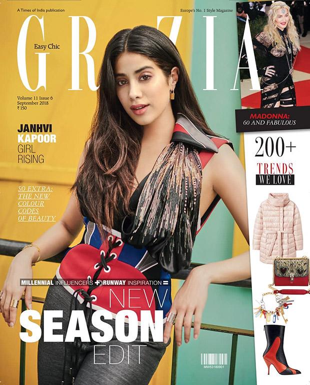 Janhvi Kapoor for Grazia (5)
