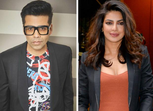 Karan Johar gives an apt reply to trolls AGE-SHAMING Priyanka Chopra for marrying much younger Nick Jonas