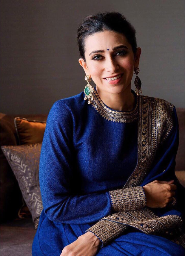 Karisma Kapoor in Sabyasachi (2)