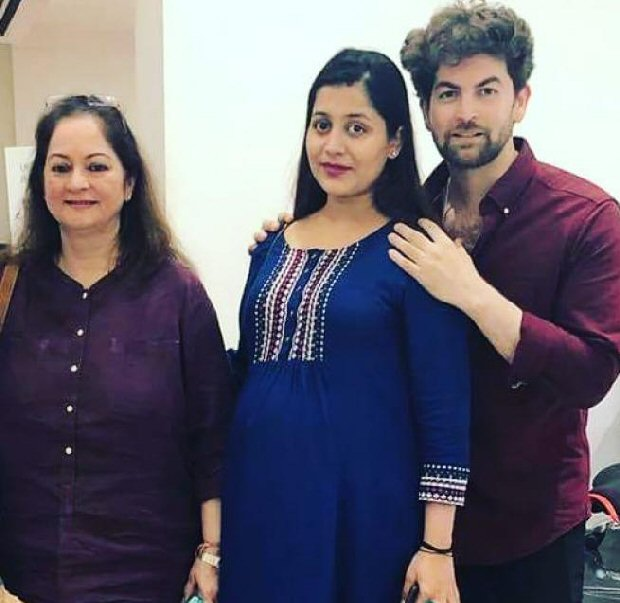 Neil Nitin Mukesh and Rukmini Sahay become parents to a baby girl