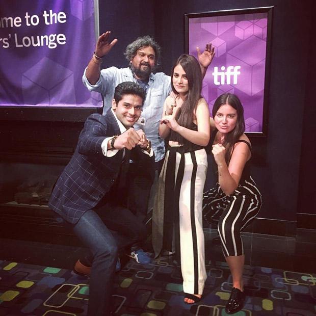 Radhika Madan - Abhimanyu Dassani starrer Mard Ko Dard Nahi Hota wins top honour at TIFF 2018