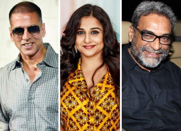 SCOOP Akshay Kumar – Vidya Balan to star in R. Balki produced first ever INDIAN SPACE FILM