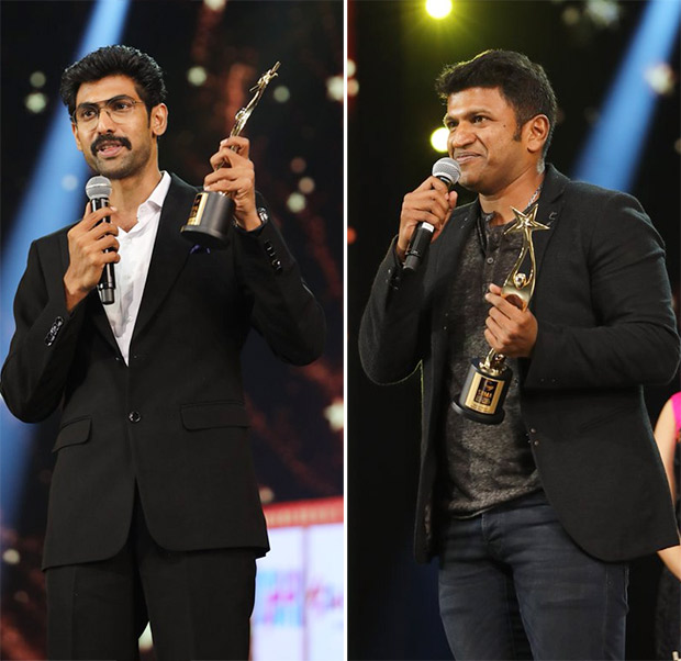 SIIMA 2018 Baahubali soars high in the Telugu category; Puneeth Rajkumar starrer Raajakumara takes away awards in the Kannada category