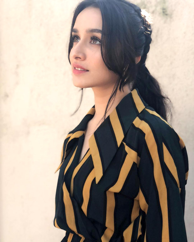 Shraddha Kapoor in Pink Porcupines for Batti Gul Meter Chalu promotions (6)