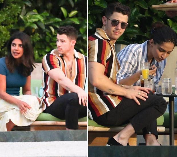 Sonam Kapoor - Anand Ahuja enjoy downtime with newly engaged Priyanka Chopra - Nick Jonas at Lake Camo in Italy