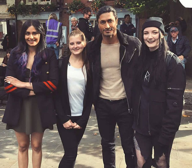 Vidyut Jammwal shoots ROMANTIC sequence with Adah Sharma for Commando 3