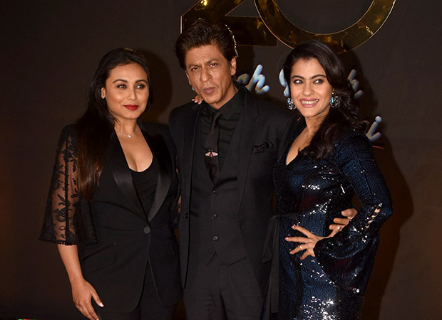 20 Years of Kuch Kuch Hota Rani Mukerji praises Shah Rukh Khan and Kajol for being the best co-stars during the shoot