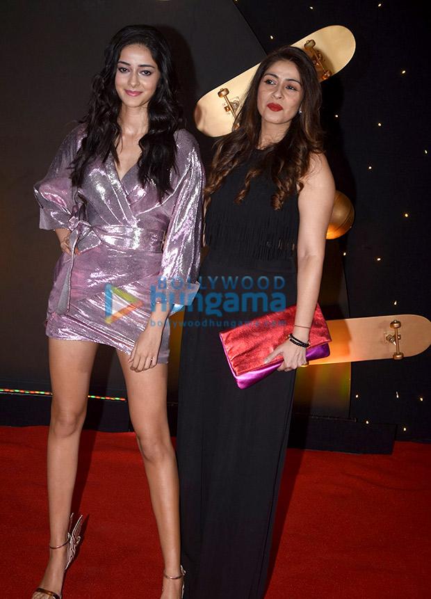 Ananya Panday in Monisha Jaising for 20 years of Kuch Kuch Hota Hai celebrations (3)
