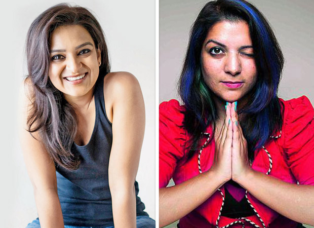 Another #Metoo incident: Standup comedian Kaneez Surka accuses Aditi Mittal of forcibly kissing her; Aditi issues apology
