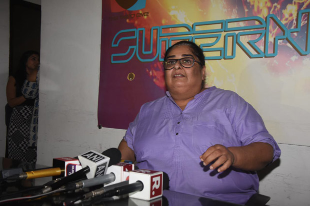 BREAKING! Vinta Nanda addresses press, says ALOK NATH is guilty and scared