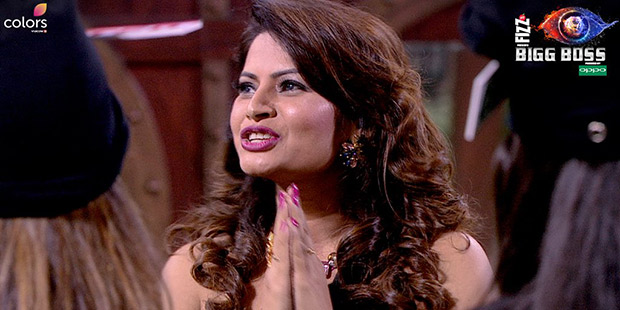 Bigg Boss 12 Megha Dhade TAKES ON Sreesanth and Srishty on her first day in the house (watch video)