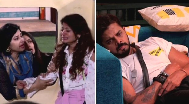 Bigg Boss 12: Sreesanth REFUSES to go to Kaal Kothari; will he try to escape?