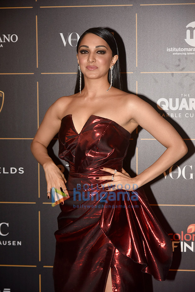 Kiara Advani in Nikhita Tandon for Vogue Women of the Year Awards 2018 (3)