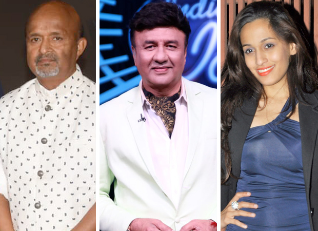 Lyricist Sameer Anjaan DEFENDS Anu Malik after Shweta Pandit accused him of sexual harassment
