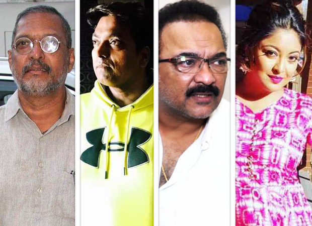 Mumbai Police files FIR against Nana Patekar, Ganesh Acharya, Rakesh Sarang, Samee Siddiqui over Tanushree Dutta sexual harassment case