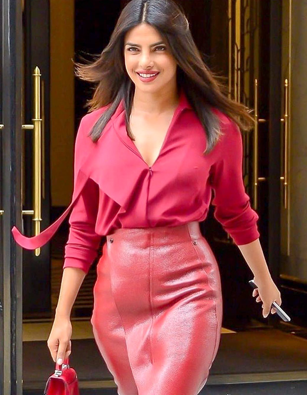 Priyanka Chopra in Akris separates while out and about in NYC (5)