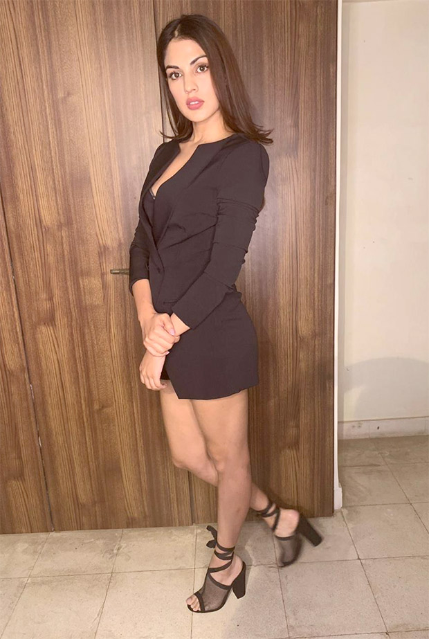 Rhea Chakraborty in SiS Label for an event in the city (3)