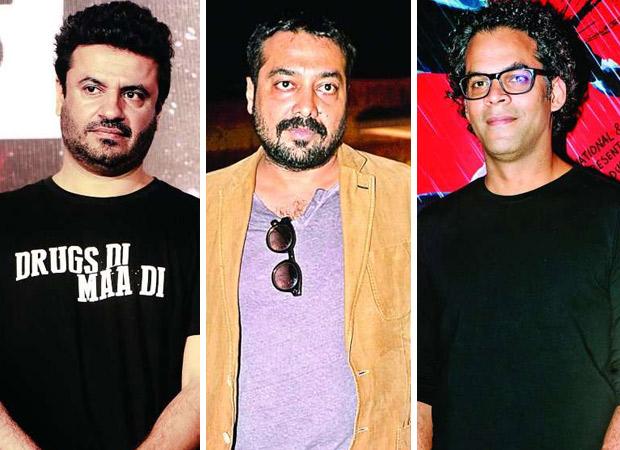 Vikas Bahl files a Rs. 10 CRORE LAWSUIT against Phantom partners Vikramaditya Motwane and Anurag Kashyap