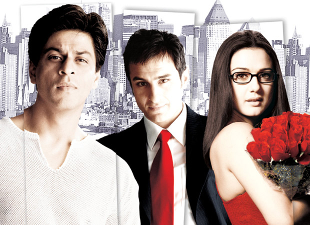 15 Years Of Kal Ho Naa Ho Preity Zinta hints at her past rivalry with Kareena Kapoor over the film, talks about their KARMIC CONNECTION