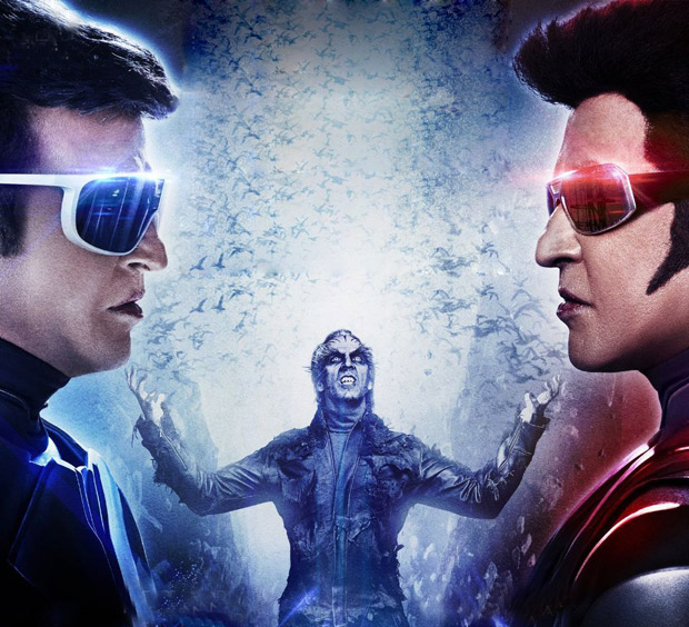 Rajinikanth and Akshay Kumar fanclubs request multiplex to open bookings early for 2.0