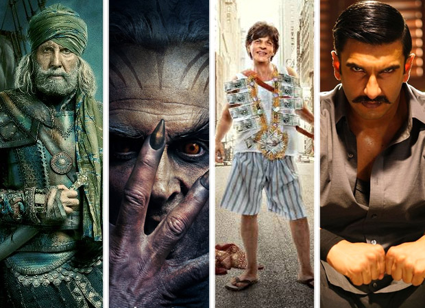 2018 set to be record year for maximum 100 crore club centuries with Thugs of Hindostan, 2.0, Zero and Simmba yet to come