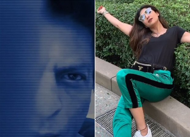 25 Years Of Baazigar Shah Rukh Khan RECREATES the iconic dialogue, Shilpa Shetty reveals how she survived falling from a building
