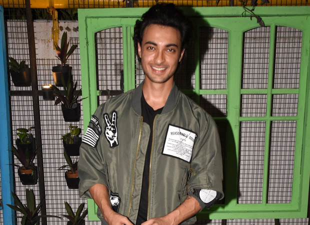 Aayush Sharma to feature in an action film produced by brother-in-law Salman Khan?