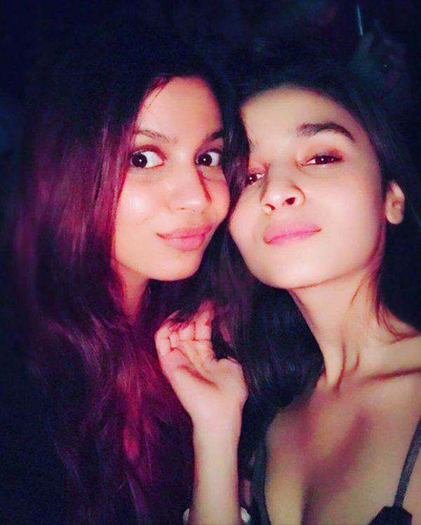 Alia Bhatt calls sister Shaheen Bhatt 'Wonder Woman' in a heartwarming post on her birthday