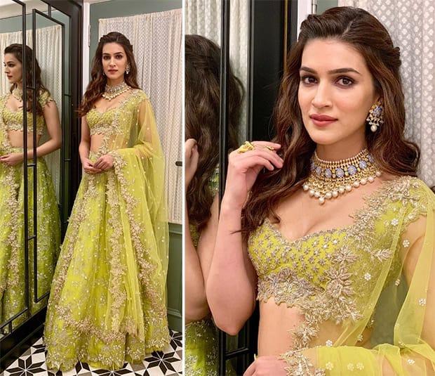 Best Dressed Celebrities - Kriti Sanon