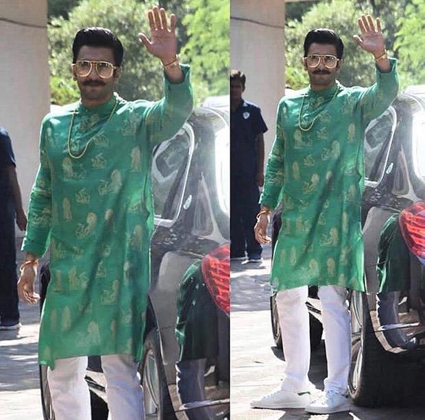 Best Dressed - Ranveer SinghBest Dressed - Ranveer Singh