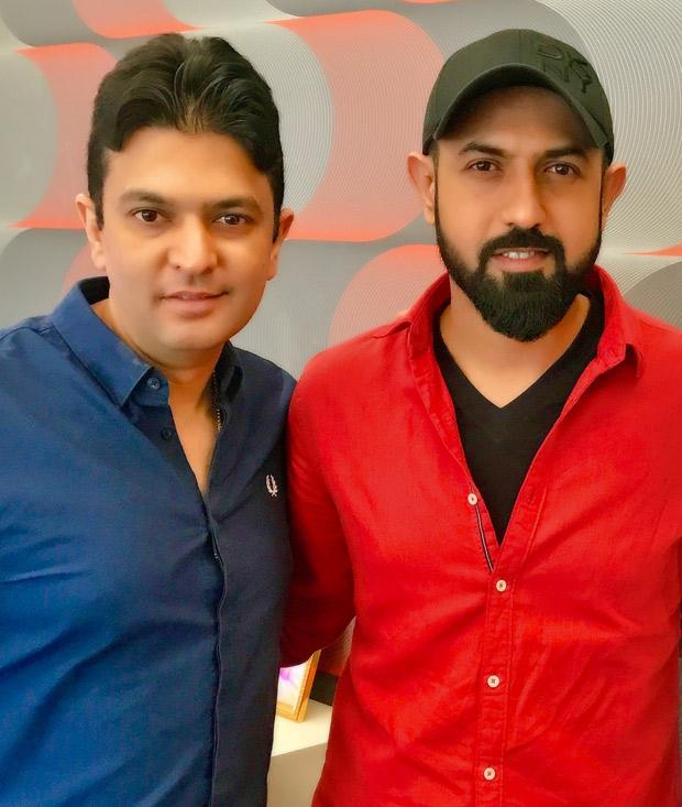 Bhushan Kumar and Gippy Grewal come together to produce two Punjabi films