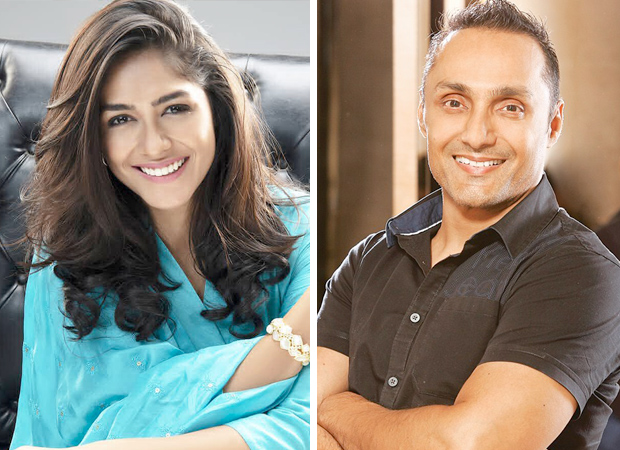 CONFIRMED Mrunal Thakur and Rahul Bose to lead Netflix original Baahubali Before The Beginning
