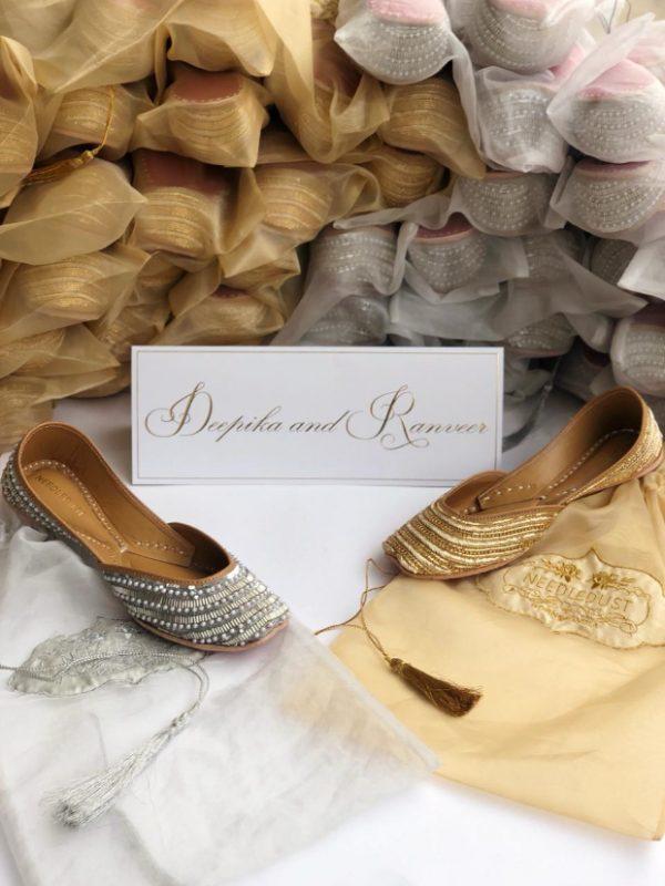 Deepika Padukone - Ranveer Singh – Wedding Mehendi Favours (1)